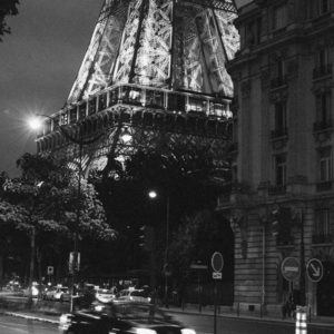 La nuit à Paris