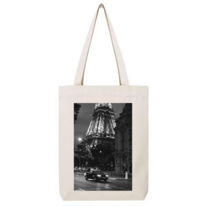 Tote-Bag – La nuit à Paris