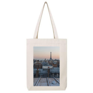Tote-Bag – Toits de Paris